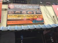 Waffles Hut - West Mambalam - Chennai