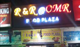 R&R @ OMR Food Plaza - Sholinganallur - Chennai