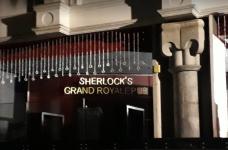 Sherlock Grand Royale Pub - Le Royal Meridien Hotel - St. Thomas Mount - Chennai