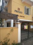 Waffles Thru The Day - Adyar - Chennai