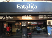 Eatalica - RA Puram - Chennai