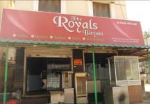 The Royals Biryani - Perungudi - Chennai