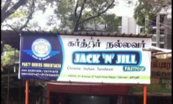 Jack N Jill Fast Food - Anna Nagar West - Chennai
