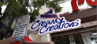 Cream Creations - Anna Nagar East - Chennai