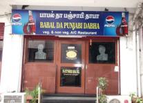 Babal Da Punjabi Dabha - Egmore - Chennai