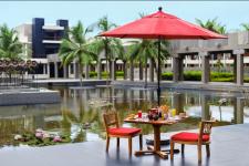 The Melting Pot: Market Cafe - InterContinental Resort - Mahabalipuram - Chennai