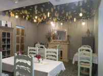 Flower Power Tea Room - Besant Nagar - Chennai