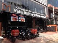 Velu Military Restaurant - Ashok Nagar - Chennai