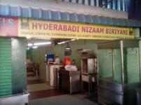 Hyderabadi Nizaam Biriyani - Perambur - Chennai