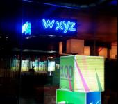 W XYZ(SM) Bar - Hotel Aloft - Sholinganallur - Chennai