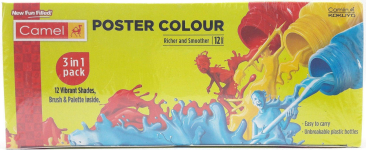 Camel Student Poster Color 12 Shades