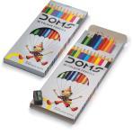 Doms 12 Long Colour Pencils