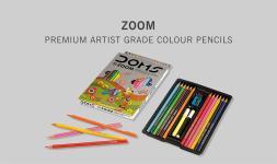 Doms Zoom Premium Colour Pencils