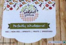 Salad Grills - Kalyani Nagar - Pune