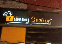 The Tummy Section - Jail Road - New Delhi