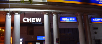 Chew Pan Asian Cafe - Connaught Place - New Delhi