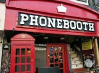 Phonebooth Cafe - Vijay Nagar - New Delhi