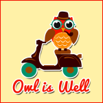Owl is Well - Greater Kailash 1 - New Delhi