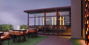 Vibe: The Sky Bar - Hilton Garden Inn - South City 2 - Gurgaon