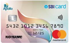 Apollo SBI Credit Card