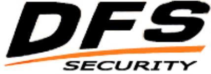 DFS Security Alarm System