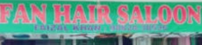 Fan Hair Saloon - Manali