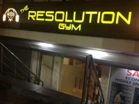 The Resolution Gym - Kamla Nagar - New Delhi