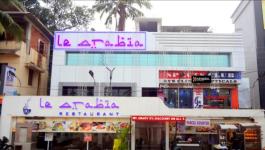Le Arabia - Vazhuthacaud - Trivandrum