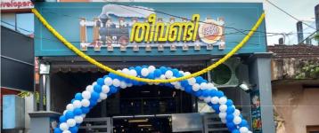 Theevandi Restaurant - Thycaud - Trivandrum