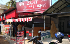 Five Loaves And Two Fishes - Ambalamukku - Trivandrum