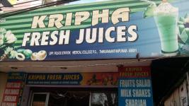 Kripha Fresh Juice - Kumarapuram - Trivandrum