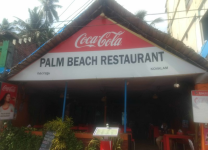 Palm Beach Restaurant - Kovalam - Trivandrum