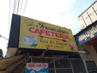 Trivandrum Cafeteria - Palayam - Trivandrum