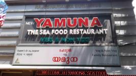 New Yamuna Restaurant - Palayam - Trivandrum