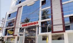 Boban Residency - Palayam - Trivandrum