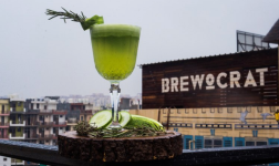 Brewocrat : Brewery Skybar & Kitchen - South City 2 - Gurgaon