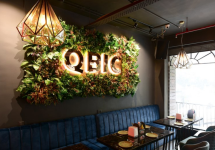Qbic Cafe - East Patel Nagar - New Delhi