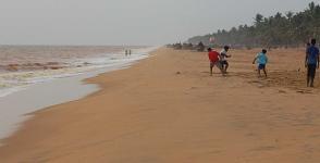 Kolamb Beach - Malvan