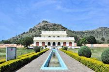 Soneri Mahal - Aurangabad