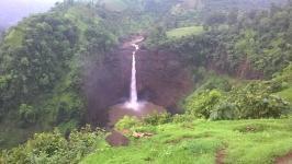 Dabhosa Waterfall - Nashik