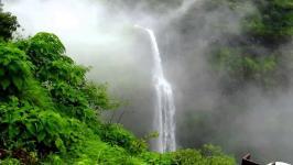 Lingmala Falls - Mahabaleshwar