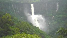 Vajrai Waterfalls - Pune