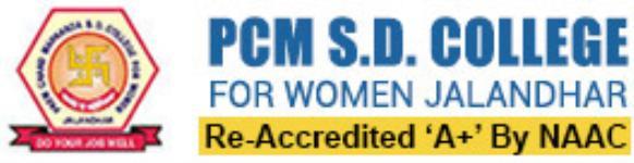 Prem Chand Markanda S.D. College for Women - Jalandhar