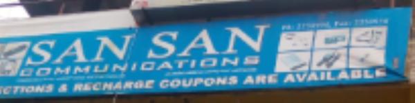 San San Communications - Kottayam