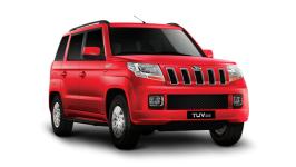 Mahindra TUV300 (2019) T10 (O)