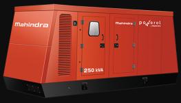 Mahindra Generator
