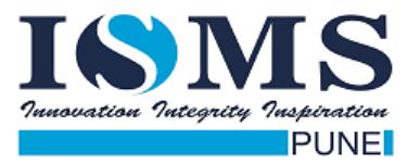 International School of Management Studies (ISMS) - Pune