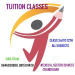 Tuition Classes 38 West - Chandigarh