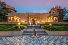 The Oberoi Rajvilas - Jaipur