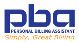Personal Billing Assistant